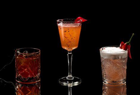 Rosa cocktail bar