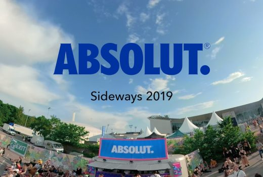 Sideways 2019 – Absolut