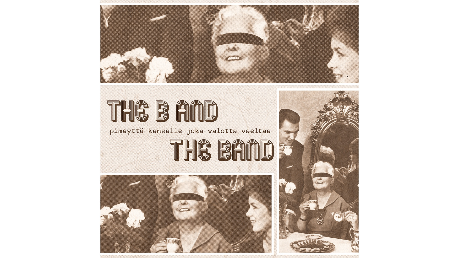 CD : The B And The Band (2014)