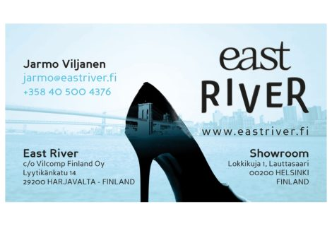 CARD : East River
