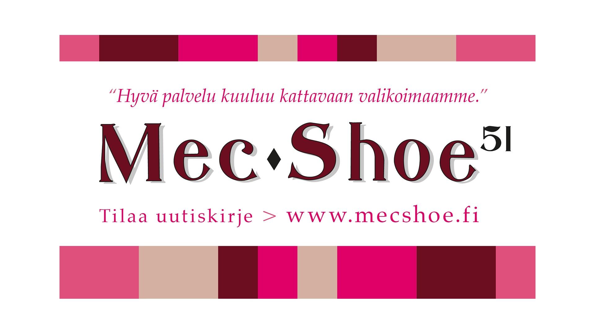 Käyntikortti : Mec-Shoe 51