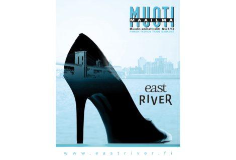 PRINT : East River